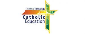 logo catholic education townsville